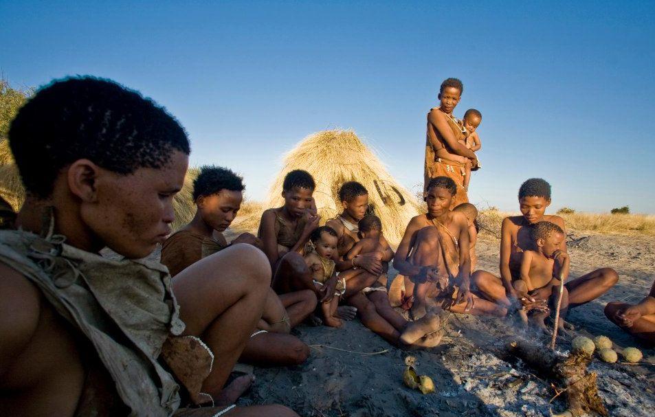 Botswana: einem der ältesten indigenen Völker Afrikas