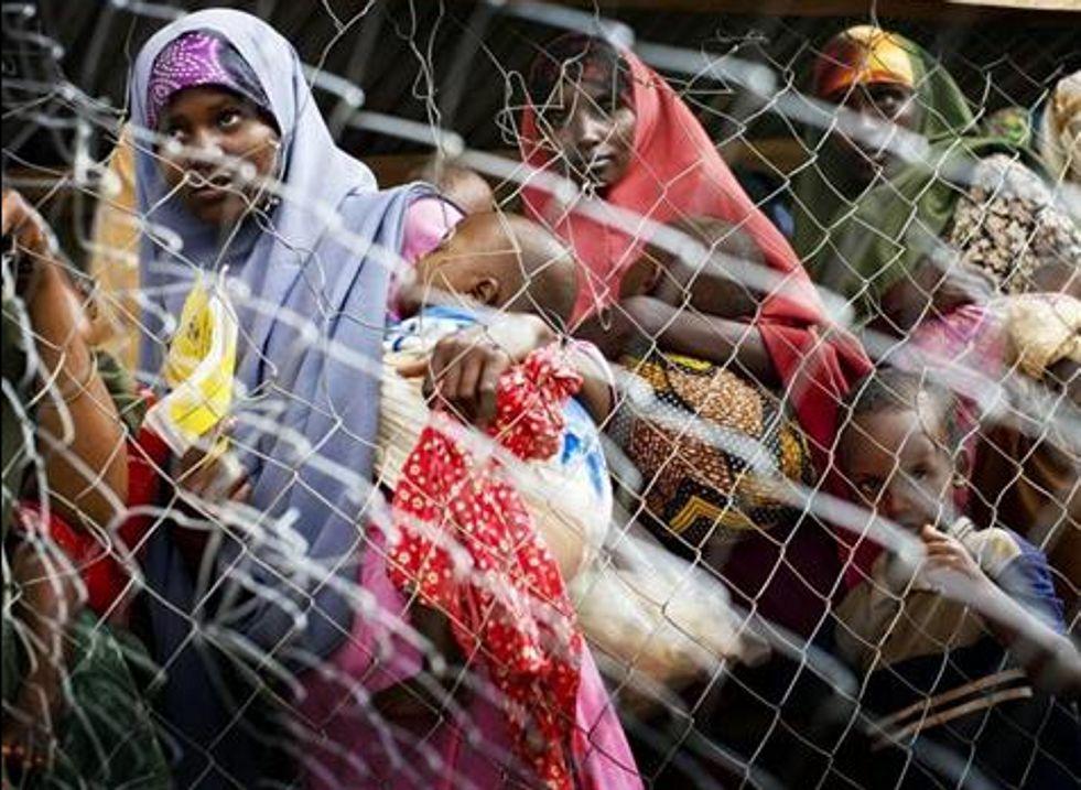 Znalezione obrazy dla zapytania fluechtlinge in australien - fotos