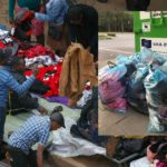 """Afrikanische Länder wollen die Kleider der """"toten Leute"""" aus Europa nicht mehr! – African countries ban secondhand clothes imports"""
