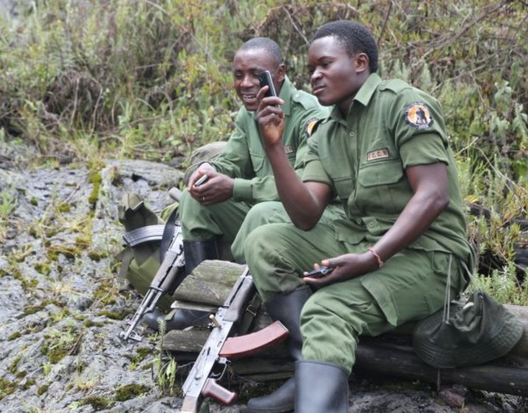 In Virunga park rangers risk their lives daily to protect the park