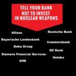 Studie: Verstrickung deutscher Banken in Atomwaffen