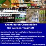 Gift-Alarm – Krank durch Chemikalien – Sie werden vergiftet!