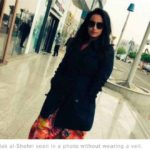 Diese Frau wurde nach Foto ohne Hijab und ohne Abaya auf Twitter verhaftet - Ist das der Anfang einer Revolution von Frauen in Saudi Arabien?