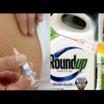 Bekannt? Was auf unserem Teller nicht erwünscht ist, wird als GVO – Medikament verordnet. Wie kommt Glyphosat in Impfstoffe?