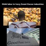 Bittere Schokolade – eine Nestlé-Geschichte – Nestlé wurde wegen erzwungener Kinderarbeit angeklagt!