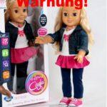 """Nicht nur """"Hello Barbie"""", jetzt auch Puppe """"Cayla""""- Spioninnen im Kinderzimmer! Verbraucherschützer warnen!"""