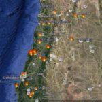 Chile brennt und ruft den Notstand aus