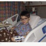 """""""Rettet die Kinderstationen"""" - Der kleine krebskranke Matthew McDonnell mit einem großen Herzen: """"Ich möchte, dass andere Kinder geheilt werden"""""""