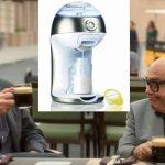 """Amal und George Clooney Zwillinge-""""Nespresso - what else?"""" Nach Patent auf Muttermilch - Babymilch aus Kapseln"""