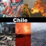 Bis jetzt 480.000 Hektar verbrannt…Was sind die Hintergründe der Waldbrände in Chile?