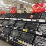 Bizarre Situation in Europa? Kommt eine Gemüsekrise?