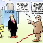 """Tihange und Doel - Nicht nur deutsche Finanzinstitute unterstützen die """"Bröckelreaktoren""""- sogar die Bundesregierung billigt Brennelemente-Lieferung"""