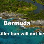 Die Bermudas machen es vor – Glyphosat bleibt verboten! – Bermuda: Weedkiller Glyphosate ban will not be lifted