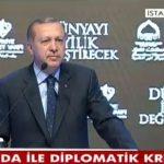 """Niederlande erklärte türkische Ministerin zur """"unerwünschten Ausländerin"""" – in der Türkei demonstrieren Frauen gegen Erdogan!"""