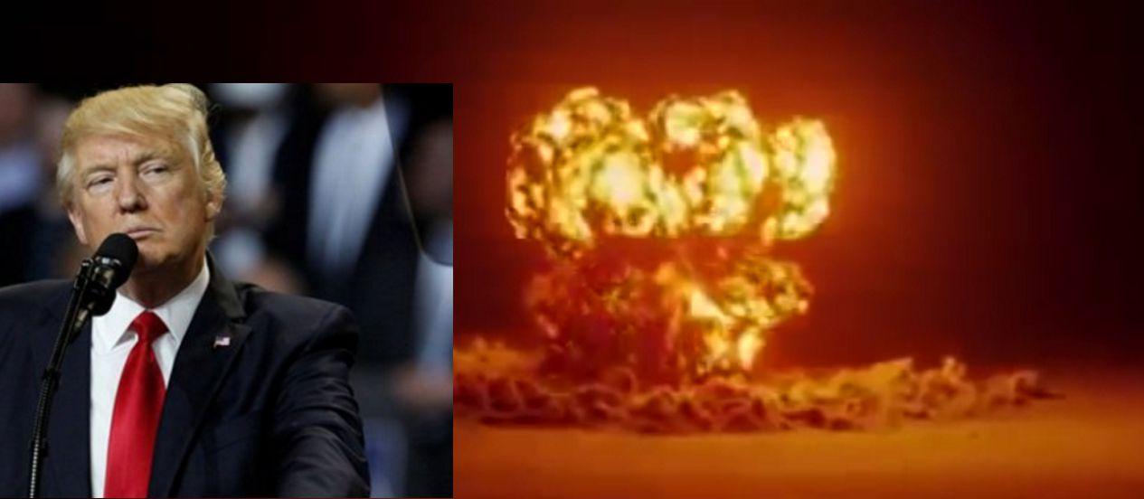 Bildergebnis für us atomic bomb nordkorea