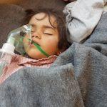 Wann hat das Grauen ein Ende - erneut schrecklicher Giftgasanschlag in Syrien mit vielen Toten! Kommt das Material dafür aus der EU, die immer noch mit Syrien Handel treibt?