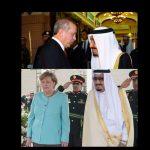 Trotz steigender Menschenrechtsverletzungen und erweiterte Kooperation mit Türkei - Rüstungsfabrik und Freihandelsabkommen EU mit Saudi Arabien