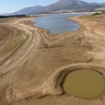 Der größte Wasserspeicher Kapstadts ist fast leer