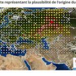 Erhöhte Radioaktivität - Erste Karte des mysteriösen Rutheniums 106 in Europa