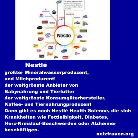 Alles Nestlé… oder was? Nestlé kauft Atrium mit den Marken Garden of ...