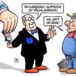 Moment mal - Totalverbot von Glyphosat verstößt gegen EU-Recht?