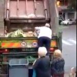 Das Phänomen Armut - Essen aus dem Müll - während sich die Verursacher ihre  Schandtaten mit Millionen Euro versüßen