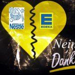 Kampf der Giganten! EDEKA legt sich mit Nestlé an und nimmt 163 Produkte aus dem Regal!