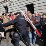 Proteste der Omas und Opas - wenn die Alten die Wütenden sind! Wir sind Rentner, keine Terroristen
