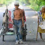 Eine traurige und rührende Geschichte:  Die vergessenen Großeltern