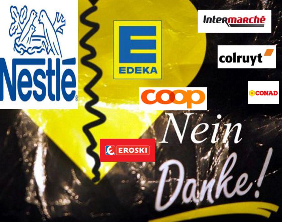 Kampf der Giganten! Nestlé-Boykott droht sich auszuweiten