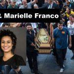 Wie viele müssen noch für diesem Krieg sterben? R.I.P. Marielle Franco - #MariellePRESENTE