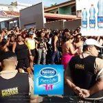 Brasilien: Protest gegen Wasserprivatisierung- Frauen besetzen Hauptquartier von Nestlé