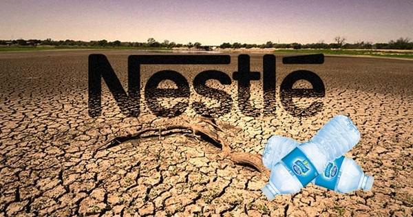 Trotz Dürre-Katastrophe und Krieg ums Land – Nestlé gräbt das Wasser in Äthiopien und Nigeria ab!
