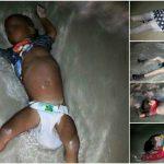 Bilder, die Sie sehen müssen! Kinder erstickten qualvoll in einem Laderaum eines LKW