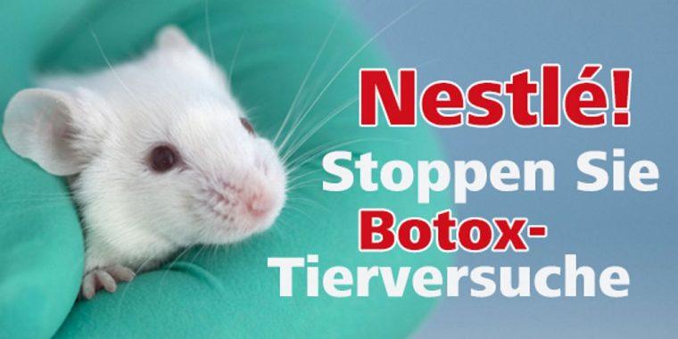 Nestle Tierversuche