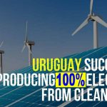 Vorbildlich - Uruguay macht es möglich: 100 % Strom aus erneuerbaren Energiequellen! - Uruguay makes it possible 100% electricity from renewable energy
