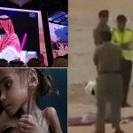 Geld übertrumpft Mord! Saudi Arabien -  Raif Badawis Schwester inhaftiert, Frau gehängt, Tod von saudi-arabischen Schwestern in USA und eigene Studenten im Ausland bedroht!