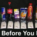 Wollen Sie der Pharmaindustrie einen dicken Umsatz bescheren? Dann trinken Sie zuckerhaltige Getränke! Sugary drinks linked to 13 types of cancer