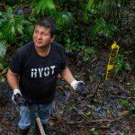 Toxic-Tour durch Ecuadors Regenwald - Verseuchte Böden, verdrecktes Wasser, verpestete Luft
