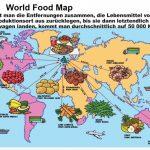Der helle Wahnsinn! Obst, Gemüse, Fleisch, Fisch quer über den Globus, weil billiger!