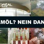 Wir fordern: L'Oréal, nimm Palmöl aus der Produktion!