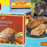 Ein Zebra auf dem Teller? EDEKA-Tochter Netto wirbt mit tiefgefrorenem Zebrasteak! Was sagt WWF dazu?