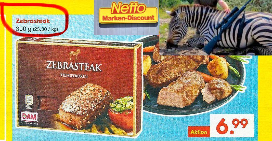 Zebra Netto