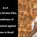 Brasilien - wieder eine Menschenrechtsaktivistin gefoltert und brutal ermordet - R.I.P. Dilma Ferreira Silva