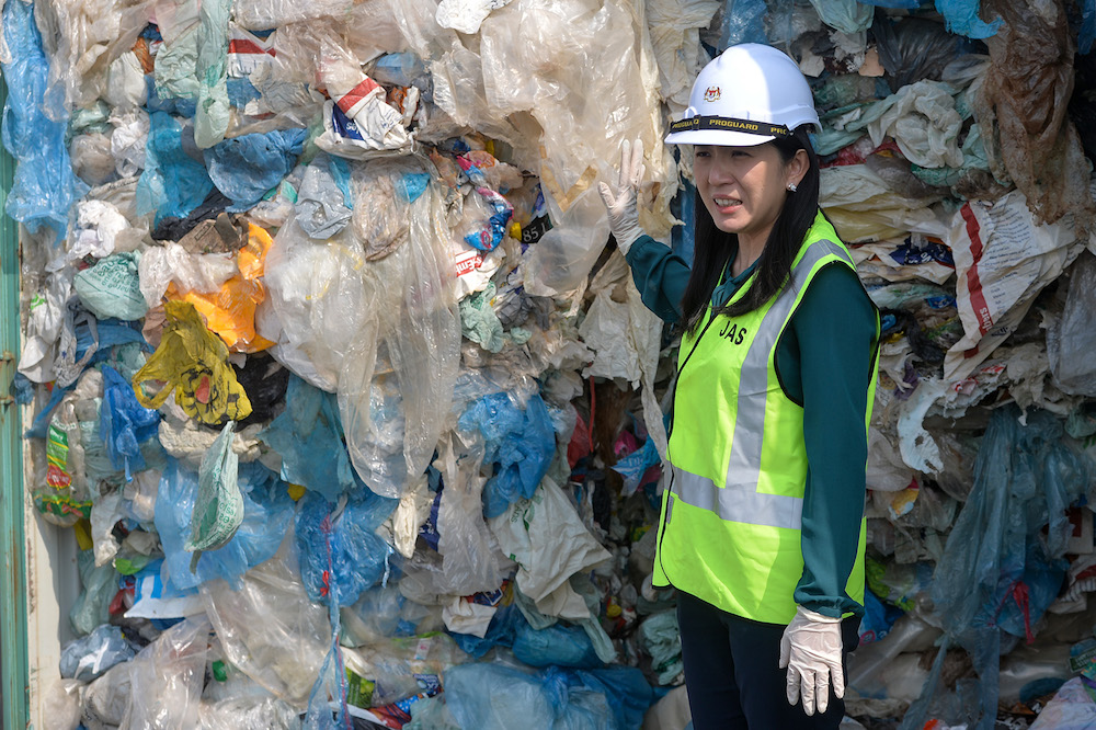 Malaysia Will Keine Müllhalde Für Die Welt Sein Und