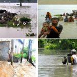 Extremwetter in Asien - Tote, Dürre, Überschwemmungen, Erdrutsche, Monsun