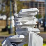 New York hat damit begonnen, sein Styroporverbot durchzusetzen! - New York City Bans Single-Use Styrofoam Products