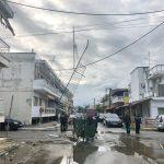 Auf die Hitzewelle folgte das heftige Unwetter - Hagelsturm über Griechenland - mindestens sechs Tote in Chalkidiki