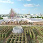 Landwirtschaft geht auch anders! Die weltgrößte Dachfarm wird bald in Paris eröffnet-The world's largest rooftop farm will open soon in Paris