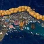 The Ocean Cleanup - Plastikmüllfänger zum ersten Mal erfolgreich beim Entfernen von Plastik-Ocean Cleaning Device Succeeds in Removing Plastic for the First Time